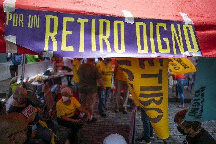 La Junta de Control Fiscal ordena derogar la ley de retiro digno