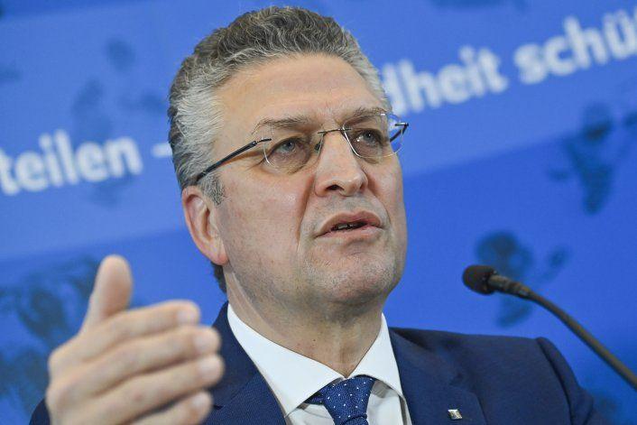 Nuevo récord de muertes diarias por virus en Alemania