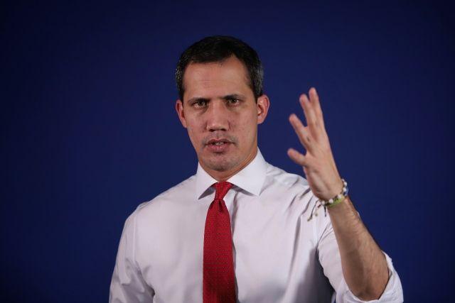 juan guaido abogo por la transparencia y pidio rendicion de cuentas en el manejo de los activos venezolanos