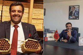 acaba el negocio de un empresario que vendia cigarros puros 100% marroquies como habanos