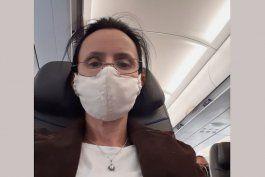 regimen permite viajar a eeuu a omara ruiz urquiola para continuar tratamiento oncologico