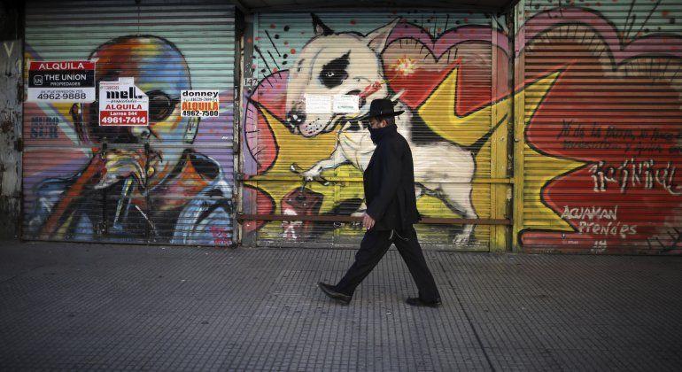 Buenos Aires y cinturón urbano vuelven a cuarentena estricta
