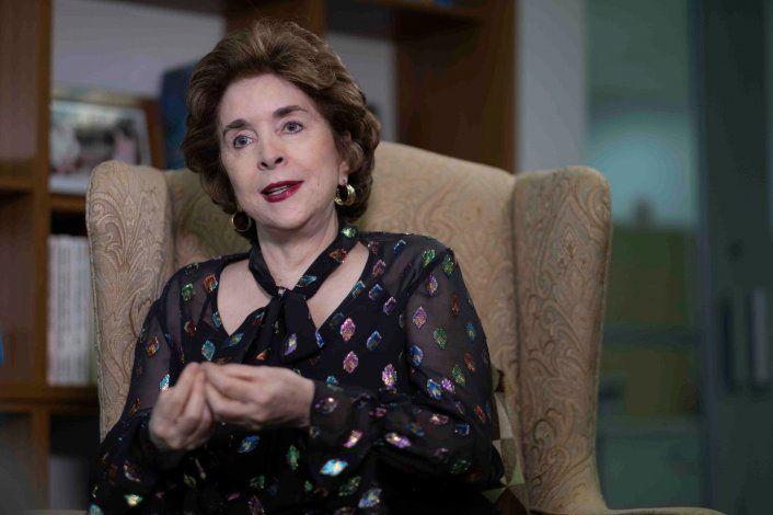 Sila María Calderón urge por disponibilidad de fondos para una operación estratégica contra la violencia de género