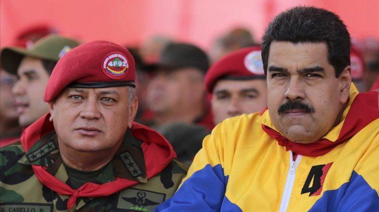 Diosdado Cabello amenazó a los periodistas que cubran los enfrentamientos en la frontera con Colombia: Deben ser considerados enemigos