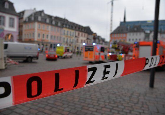 Policía: Varios atropellados por automóvil en Alemania