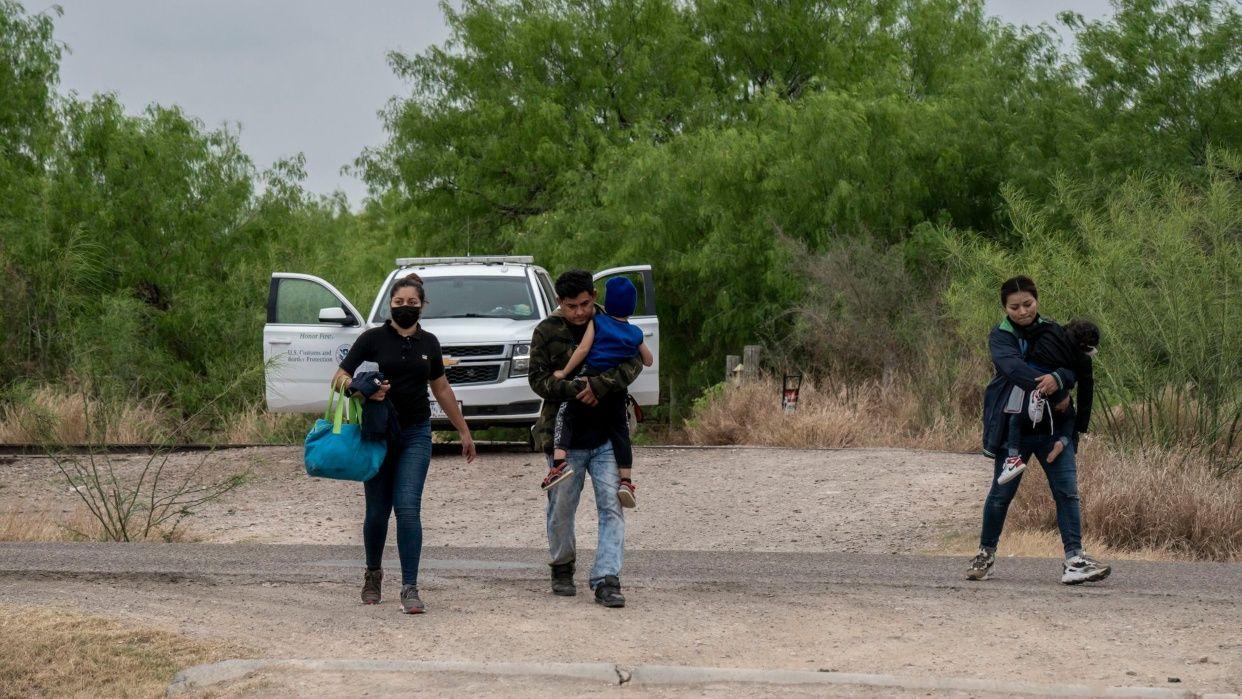 la migracion rompe todos los records en estados unidos en los primeros meses de la administracion biden