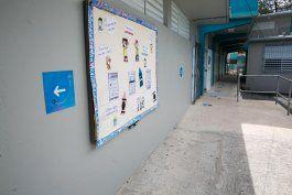 reanudan las clases presenciales en 27 escuelas