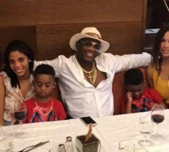 Boncó Quiñongo se reúne con sus hijas después de varios años sin verse