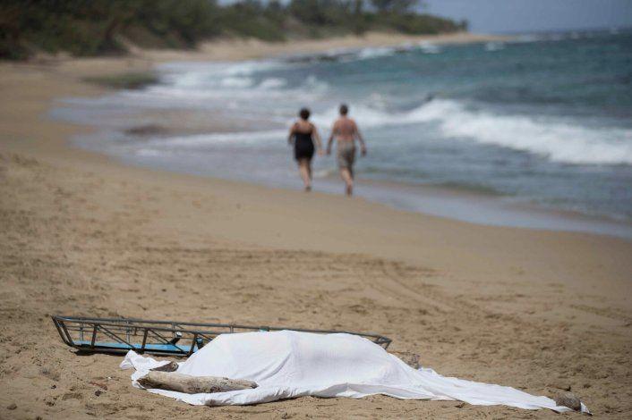 Un hombre de 41 años muere ahogado en Playa Escondida en Fajardo