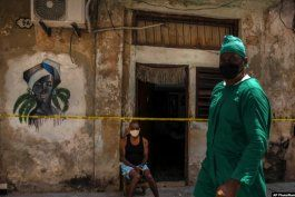 record de contagios en cuba: 1383 nuevos casos de covid-19