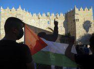 sondeo: democratas quieren que eeuu apoye mas a palestinos
