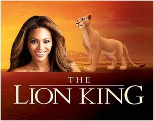 Quieren que Beyoncé interprete a Nala en nueva versión de The Lion King