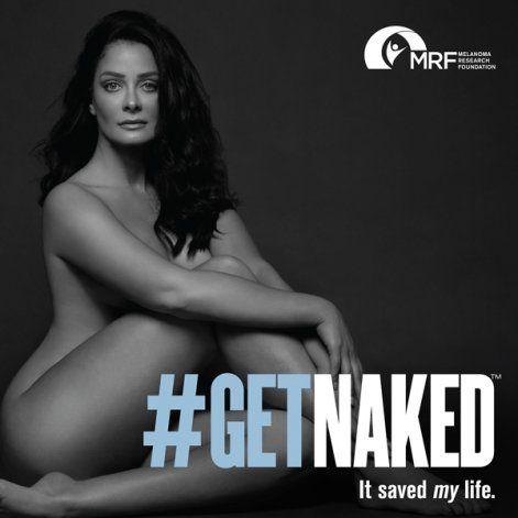 Dayanara Torres se desnuda para hablar de melanoma