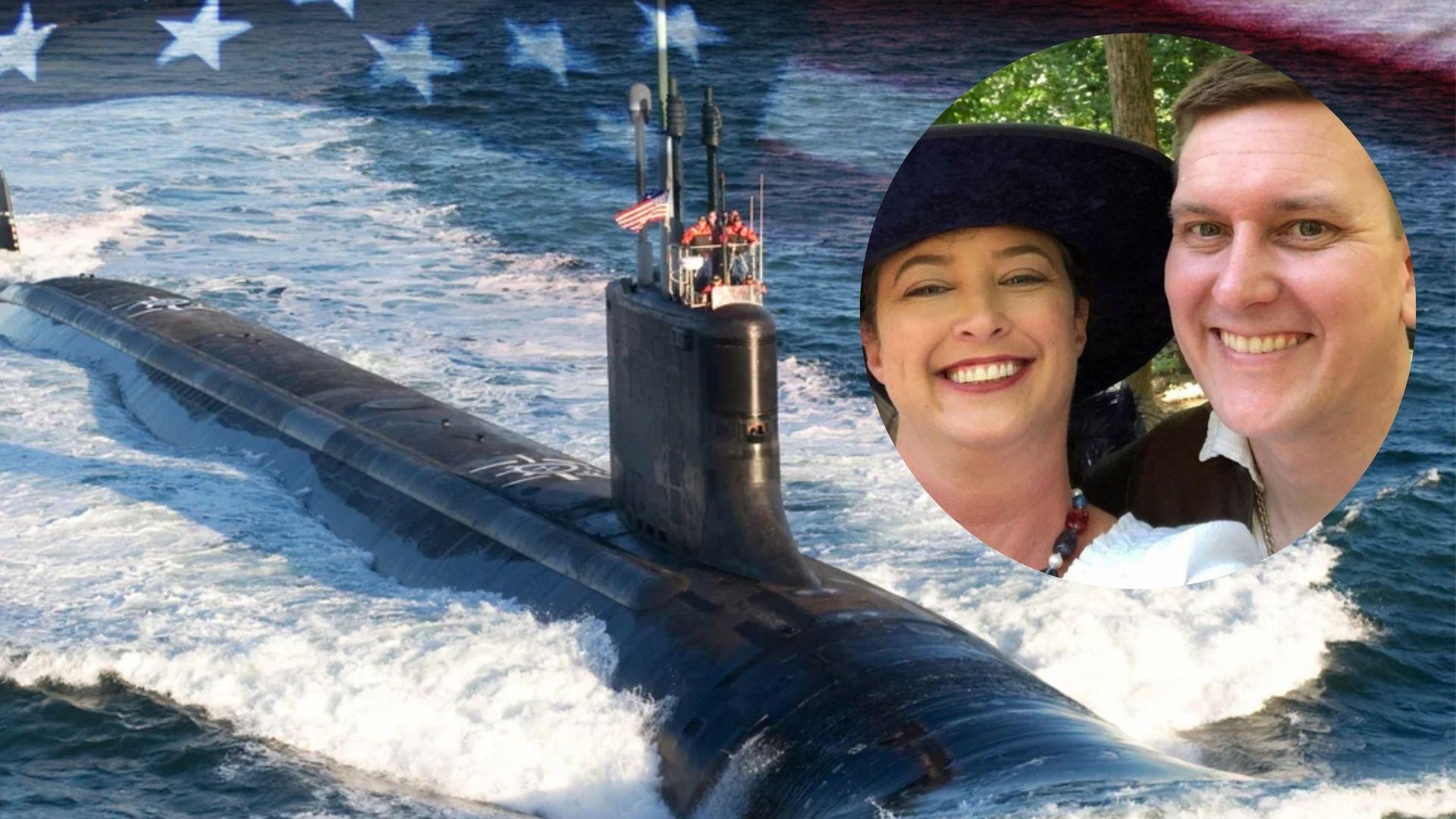 empleado de la marina de eeuu acusado de espionaje: intento vender el diseno de submarinos nucleares a un pais extranjero