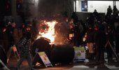 Protestas por un atropello policial en estado de Washington