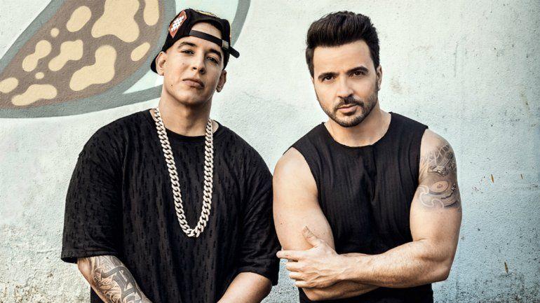 Luis Fonsi y Daddy Yankee se aseguran cuatro Billboard