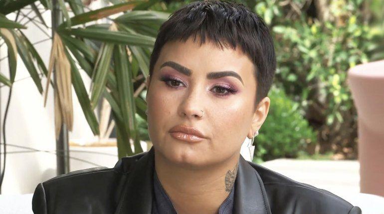 Demi Lovato se identifica como persona no binaria
