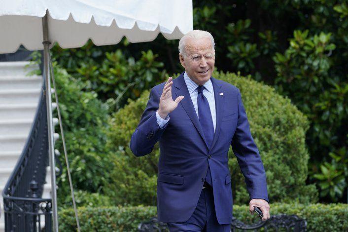 Biden enfrenta pandemia de los no vacunados