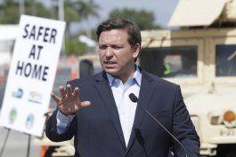 gobernador de florida firma ley antiprotestas que fortalece a la policia