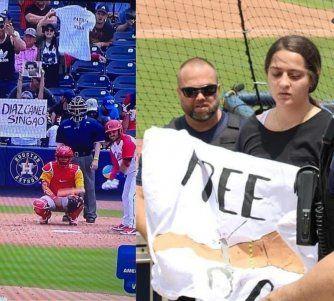 La Federación Cubana de Béisbol considera 'acciones inadmisibles' las protestas contra el régimen en el partido en Florida
