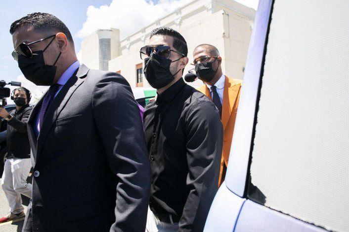 El Tribunal de Fajardo no hace lugar al pedido desestimar los cargos contra Jensen Medina
