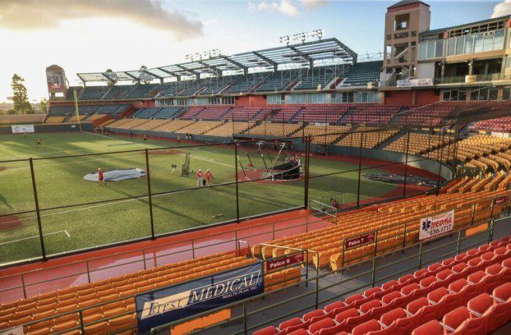 FEMA asigna 18.4 millones para reparar el estadio Roberto Clemente Walker en Carolina