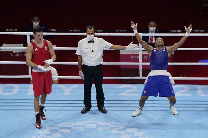 Iglesias gana su segundo oro olímpico en boxeo para Cuba