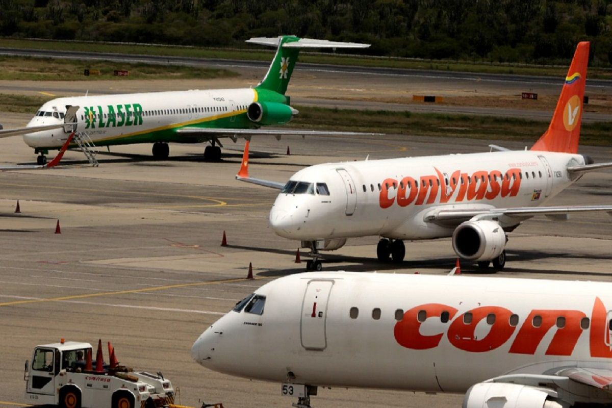 venezuela: dictadura restringe por 30 dias mas vuelos internacionales desde y hacia venezuela