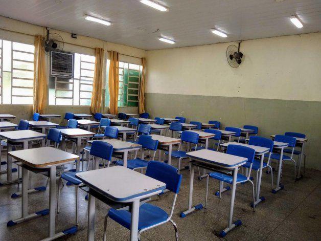 Se registran los primeros contagios de covid-19 en colegios privados
