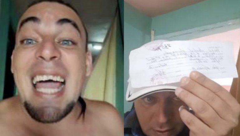 El Gato de Cuba envía mensaje a sus seguidores desde la prisión