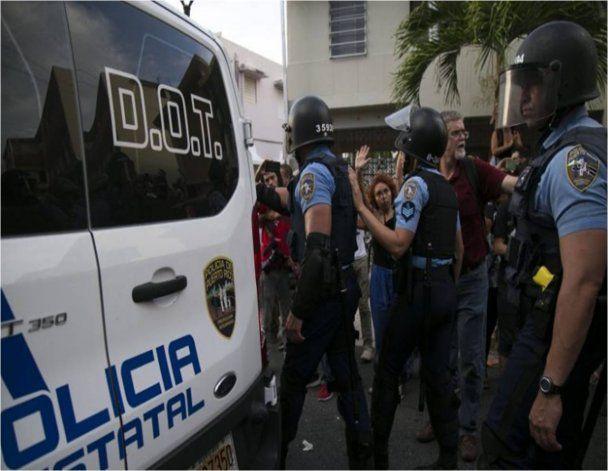 Lista la Policía para la protesta del lunes
