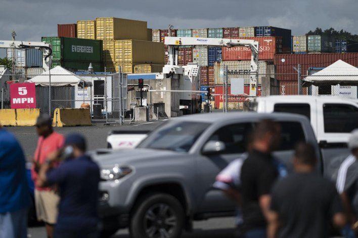 Se agudiza la crisis de abastecimiento en los puertos de la Isla