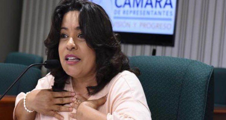 Chillin María Tata Charbonier a pesar de la querella