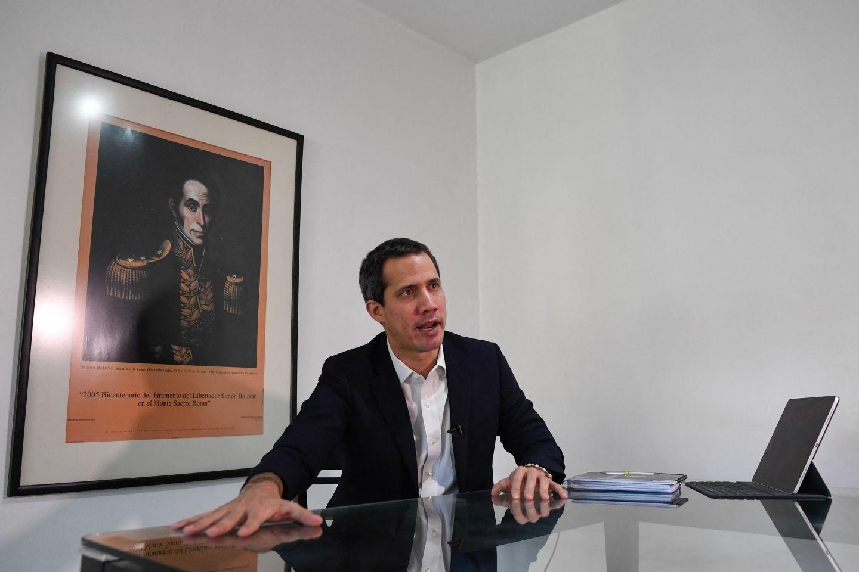 guaido: la dictadura abandona a los venezolanos para mostrar lealtad a quien se lucro con el hambre