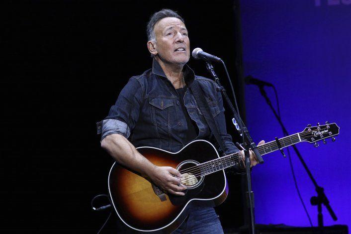 Bruce Springsteen gana Premio Woody Guthrie