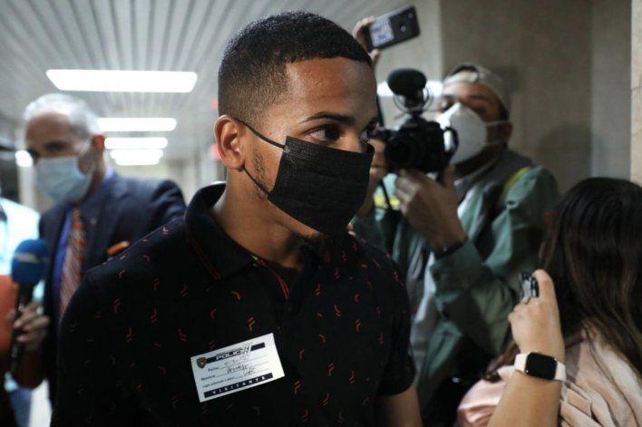 Verdejo pasó su primera noche en la cárcel y hoy será notificado de la pena de muerte