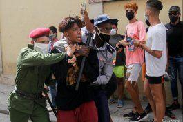 21 paises emiten declaracion conjunta contra la represion de la dictadura cubana