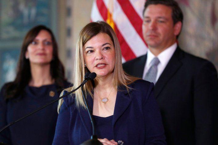 Barbara Lagoa, una de las abogadas de la familia de Elián Gonzalez, candidata a la Corte Suprema