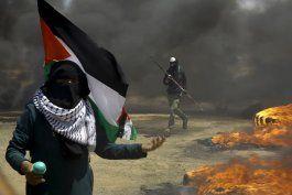 israel lanzo un ataque aereo contra terroristas de hamas