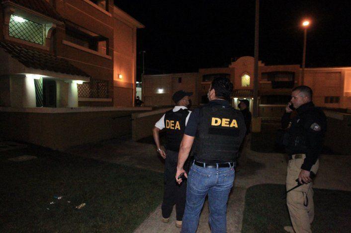 Las autoridades federales diligencian 20 de órdenes de arresto por nacotráfico en Mayagüez
