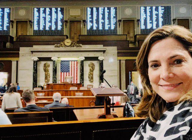 La Congresista María Elvira inicia Freedom Force como contrapeso al Squad, el ala más progresista del partido demócrata