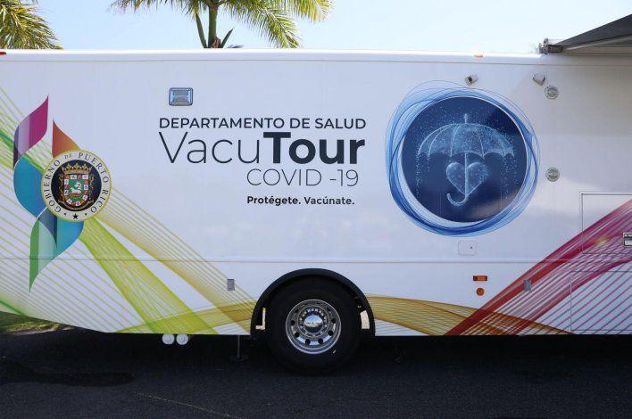 El Vacu Tour Back To School llega hasta los planteles escolares y premiará al que tenga más vacunados