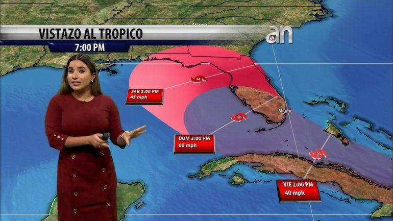 Onda tropical pudiera transformarse en tormenta. ¿Cuál es el pronóstico para Cuba y Miami?