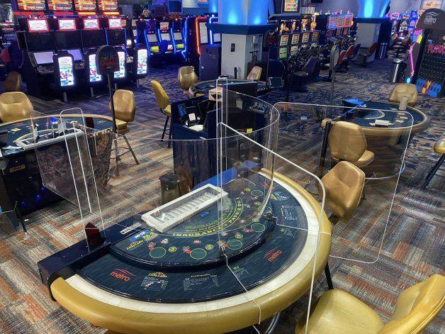 Casinos alegan discrimen