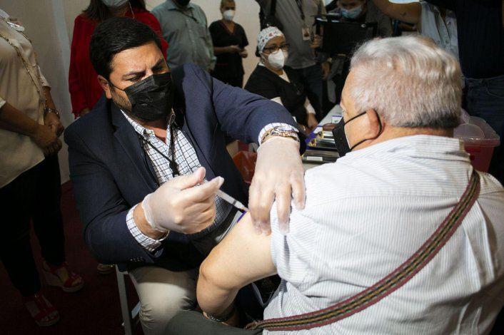 El secretario de Salud ante el aumento en los contagios: El virus está en cualquier lugar