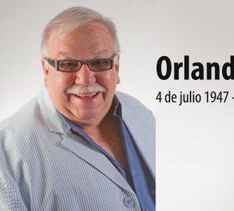 América Tevé lamenta profundamente la muerte del actor Orlando Casín (1947-2019)