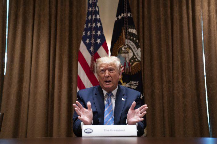 Trump dice que volverá a intentar eliminación de DACA