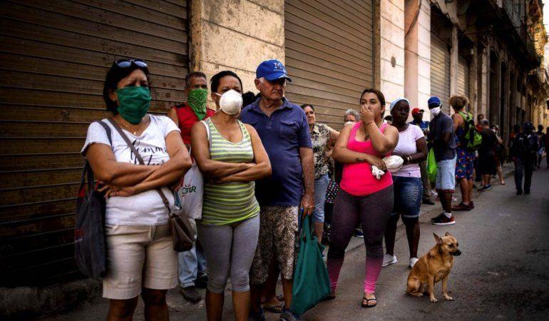 Cuba supera por primera vez los 9 000 casos diarios de COVID-19