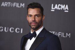 Ricky Martin en colaboración con Paloma Mami