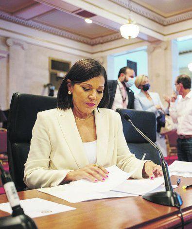 Considerarán desempeño de la secretaria de la Familia en dirección de PARE durante evaluación en el Senado